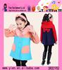 Fashion Winter Fur Collar Keep Warm Coat Wholesale Cheaper Casual Kids Girl Clothing Design