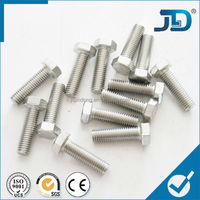 China Manufacturer ASTM A325 Stainless Steel Heavy Hex Bolts