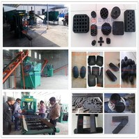 hydraulic or mechanical pressure press lignite , lignitous coal , azabache , bovey coal , wood coal ,briquette machine price
