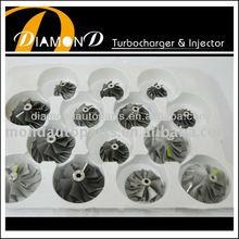 T250 compressor wheel 446335-0009 for turbocharger for Landrover/Perkins/Massey/Ferguson