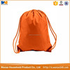 Wholesale promotion 190T small drawstring bag