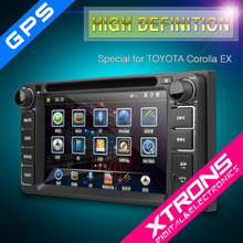 PF61HGTT: 6.2 Inch Special Car DVD Player for Toyota Hilux 2001-2010