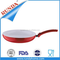 Auminum non-stick fry pan with inner ceramic coating
