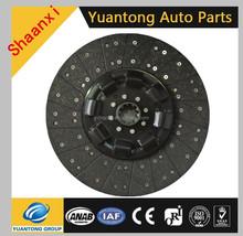 Shaanxi heavy duty truck parts clutch disc DZ1560160020-Q