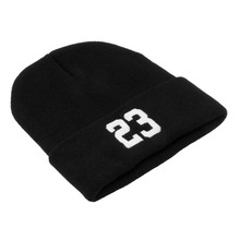 Fashion Knit Hat Women Men Winter Warm Knitted Hat Beanie Cap and Hat Hip Hop Baseball New