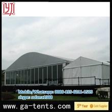 6061/T6 Aluminium Frame PVC Temporary Warehouse Tent