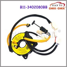 B11-3402080BB Electrical auto car parts spiral cable sub assy airbag clock spring For Chery A21-3402080