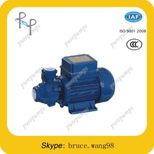 China New electric water pump 1/2 HP centrifugal pump