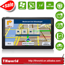 2015 Wholesale Checkout 7 inch gps with 8GB memory 800MHz CPU only $31
