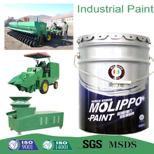 Anti-corrosion liquid epoxy resin for agricultural machinery