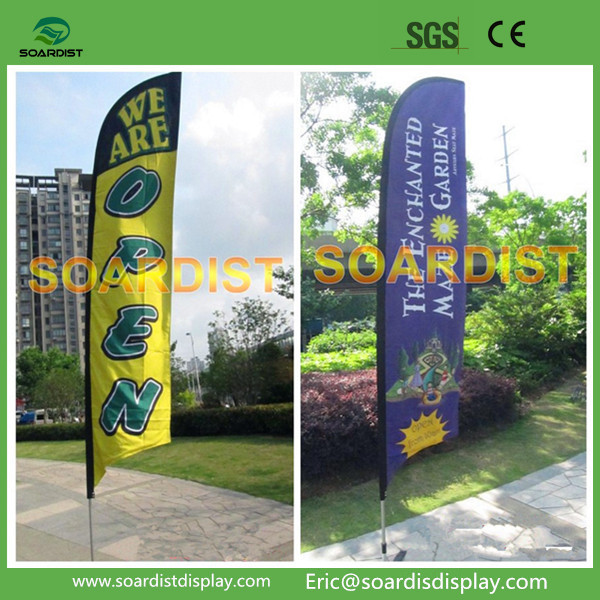 Cheap Custom Feather Flag Garden Flags Wholesale Buy