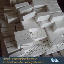 ball mill inert alumina tile for glaze making
