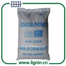 Magnesium lignosulphonate electronic raw material etc. agent