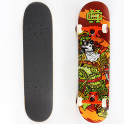 CITY HERMIT 2015 New Design 100 canadian maple skateboards Professional Leading Manufacturer