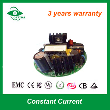 open frame CE approved constant current led driver 30w round type electronic led transformer