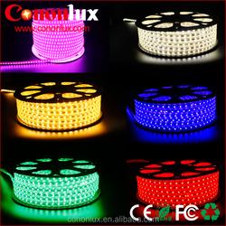 White/warm white/red/green/bule/RGB high voltage LED strip AC110V~240V