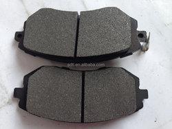 Auto Accessories Car Break Pad with Ceramic Formula