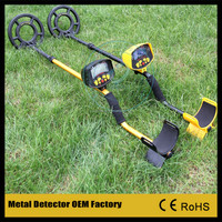 Professional LCD deep ground search gold metal detector scanner MD-3010II