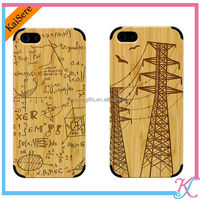 Made in china wood mobile phone Case / Promotion cellphone cover