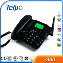with high quality fixed wireless wcdma 3g desktop phone fwp