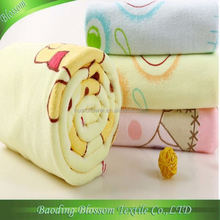 Blossom Custom print brand gift towel