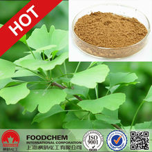Bulk Ginkgo Biloba Extract For Healthcare Product
