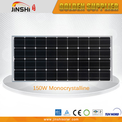 Competitive price quality-assured 150w pv solar panel