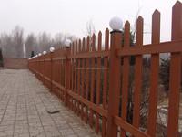 Cheap Moistureproof Wooden Fence Slats