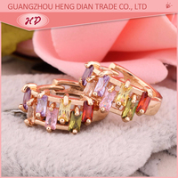 European style light weight gold jewellery design