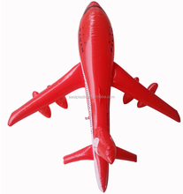 Hot Selling Cuatom Inflatable Advertising Airplane