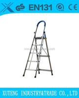 5 step portable folding ladder similar as bamboo step ladder