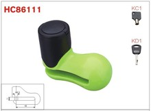 Safety Motorcycle accessories disc brake lock for scooter