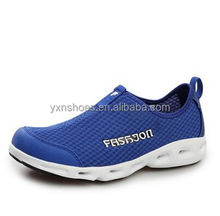 Slip-On mesh beach walk on water sport shoes for men or women lovers to relaxation casual