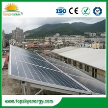 OEM Custom good quality 1kw solar panel Solar System of Xinghai School in Macau