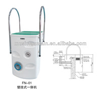 factory supply Water Faery Wall Mounted Integrated Swimming Pool Filter System