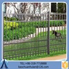 2015 Used Aluminium Fence Wholesale/High-powered Steel Fence For Garden/Good-quality Picket Fence