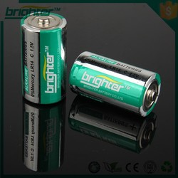 brighter dry battery LR14 SIZE C for solar panels