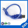 Iran flat micro usb cable mobile phone cable in promotion