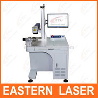 Laser Marking Machine Service for Marking Cable / Tires with Fiber Laser