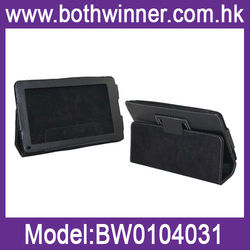 For kindle fire leather case