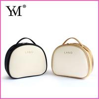 2015 Lady Fashion promotional custom women's fashion travel hanging PU custom toiletry bag wholesale
