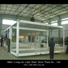 2015 Hot Sale Beautiful Luxury Container House/ prefab house for Sale