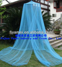 Blue Bed Canopy