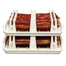 Microwave Bacon Cooker Bacon Tray Becon Rack