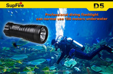 U2 LED powerful AA battery LED diving flashlight