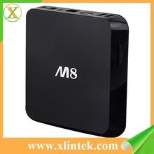newest 2gb ddr3 ram m8n Google M8 Smart Tv Box