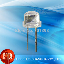 Different Types Of Light Emitting Diode/4.8mm Straw Hat Led