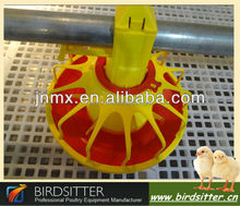 Automatic chicken feeder for breeder and broiler