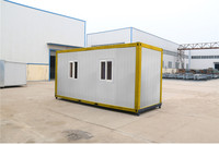 PU Recycled Flat Container bulk liquid shipping containers