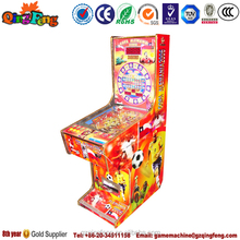Entertainment coin operated soccer pinball TZ-QF070